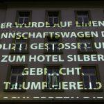 23. März 2919: Hotel Silber bei der langen Nacht der Museen