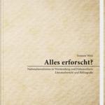 BuchTipp: Alles erforscht? Nationalsozialismus in Württemberg und Hohenzollern