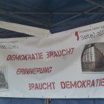 Aktionstag: Die Initiative und ihre Mitgliedsorganisationen zeigen sich