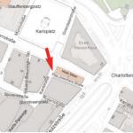 Feier zur Umbenennung der Lederstraße in Else-Josenhans-Straße am Freitag, 29. September 2017
