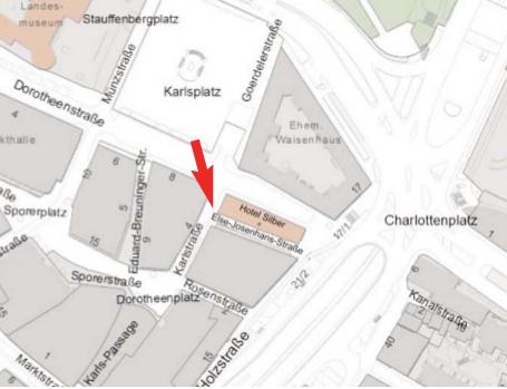 Else-Josenhans-Straße Stadtplan
