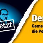 #ausgehetzt – gemeinsam gegen die Politik der Angst  - Auf nach München am 22.7.