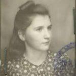 """12. März 2019  """"Ich war Zwangsarbeiterin bei Salamander""""- Zeitzeuginnengespräch mit Vera Friedländer"""