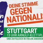 19. Mai 2019 Großdemo Europa für Alle