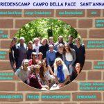 Spendenaktion für das Friedenscamp in Sant´ Anna di Stazzema