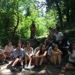2019-08-09 Friedenscamp SantAnna -erste Fotos 02