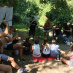 12.August 2019: 75. Jahrestag des Massakers in Sant´Anna di Stazzema