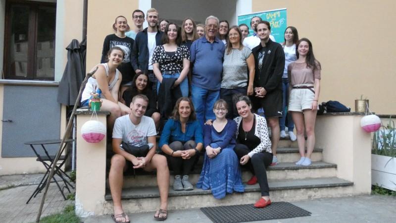 2019-08-09 Friedenscamp SantAnna -erste Fotos 04