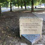 Lilo Herrmann, geboren 23.06.1909 - von den Nationalsozialisten ermordet am 20.06.1938
