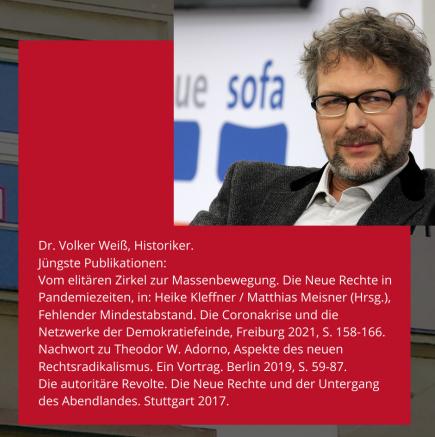 29.Juli: einführender Vortrag der neuen Reihe Rechtsextremismus und Rechtspopulismus in der sogenannten Mitte der Gesellschaft: ein Nahblick.